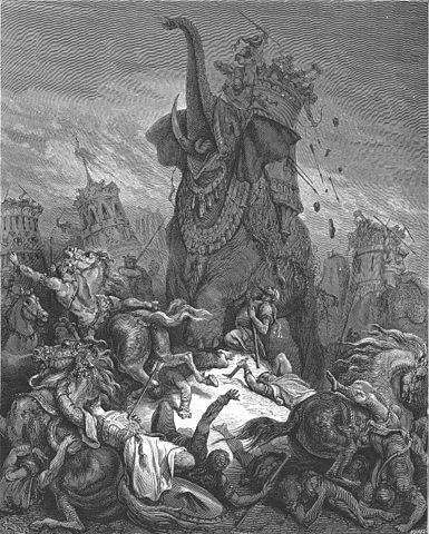 The Death of Eleazar