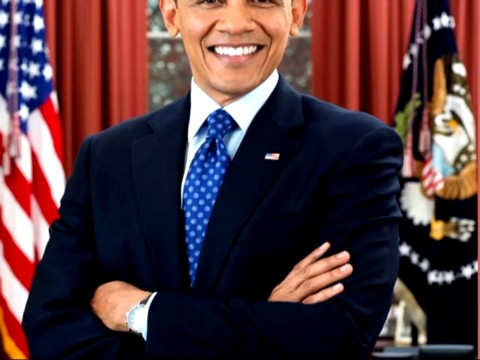 President Obama of the United States