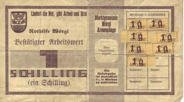 Wörgl stamp scrip
