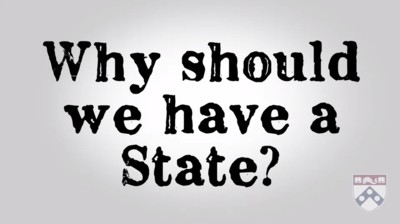 Why should we have a state