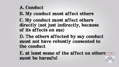 conduct related conditions