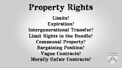 restrictions on property rights
