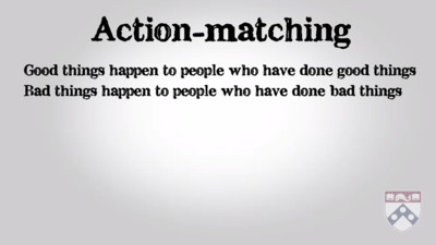 action matching