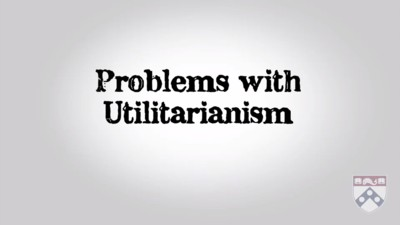 problems with utilitarianism