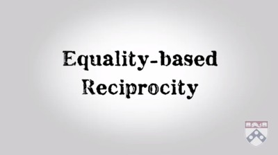 equality reciprocity
