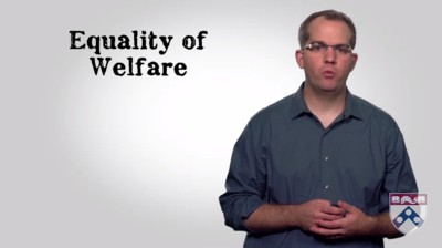 equality of welfare