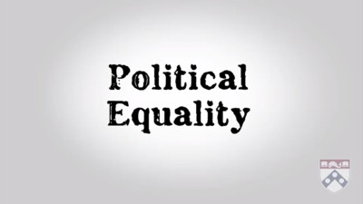political equality