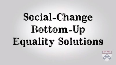 bottom up solutions