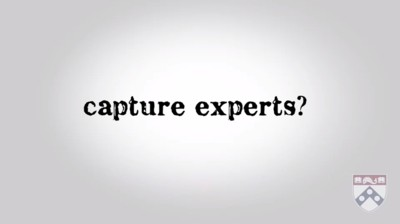 capture of experts