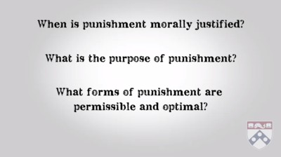 questions on punishment