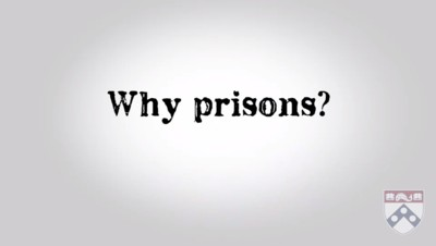 why prisons